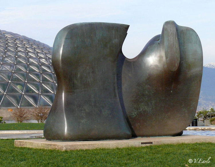 Henry Moore Bloedel Conservatory