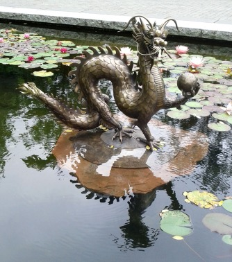 dragon sculpture_sm